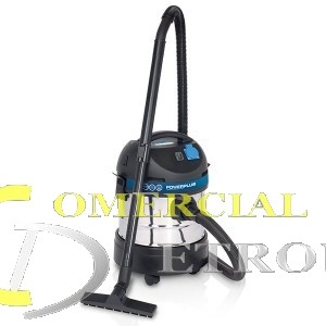 Aspirador industrial seco-húmedo 1250W PowerPlus