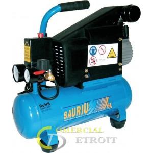 Compresor 6 litros Saurium