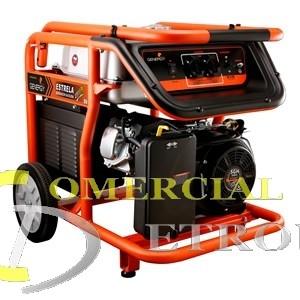 Generador Gasolina Estrela 2800w 230v