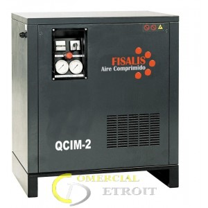 Compresor monofásico 27 litros-2 CV