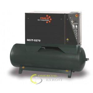 Compresor trifásico 270 litros-5.5CV insonorizado