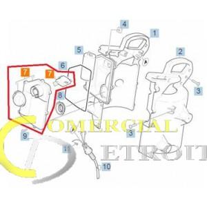 Interruptor completo KÄRCHER 720 MX 721MX ETC