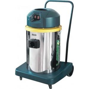 Aspirador Industrial de Polvo y Agua 53L