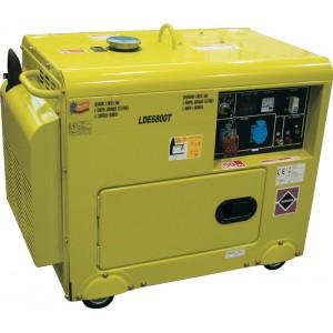 Generador Mader Millenium Diesel 5 Kva