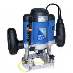 Fresadora Eléctrica Mader Excell 0-50mm