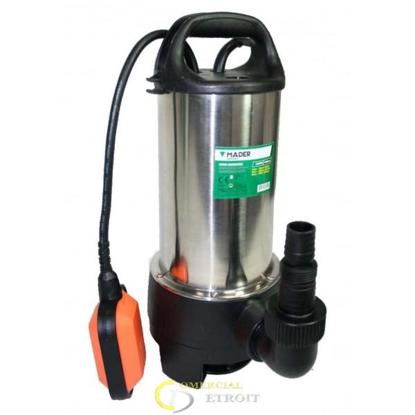 Bomba sumergible 1100w aguas sucias comercial detroit - Bomba sumergible aguas sucias ...