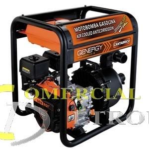 Motobomba gasolina corrosiva Cantabrico 32000L/H