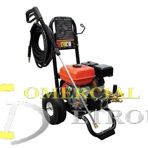 Hidrolimpiadora gasolina  Segura 170 Bar